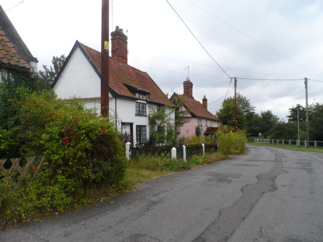 Cottages, Holton