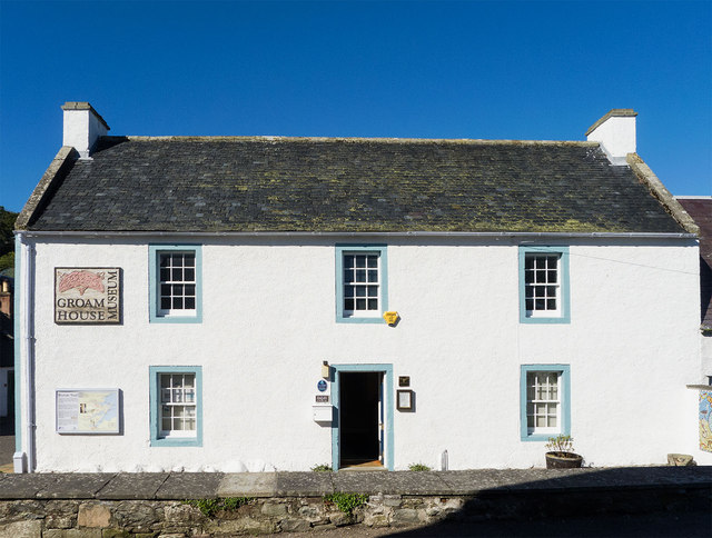 Groam House Museum, Rosemarkie