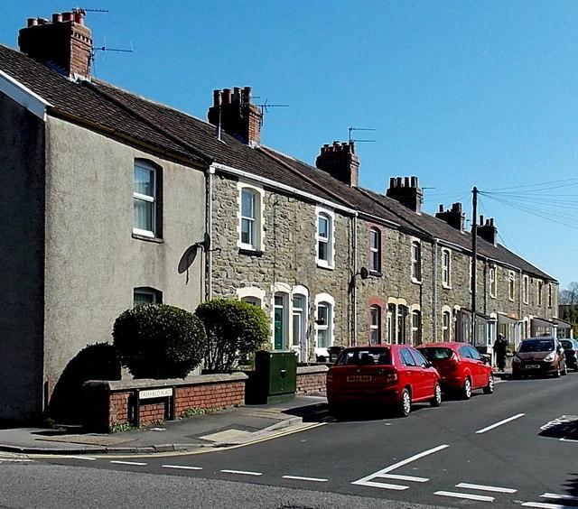 Treefield Road, Clevedon