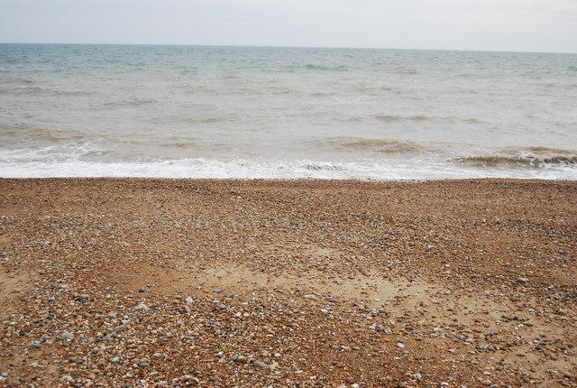 Low tide at Sandgate