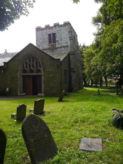 Mablethorpe, St Mary's Church