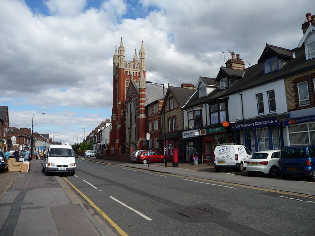 Nether Hall Road, Doncaster