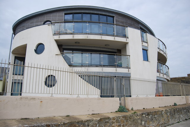 Seafront house, Sandgate