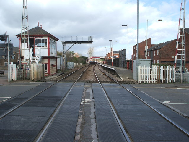 Oakham railway station, Rutland