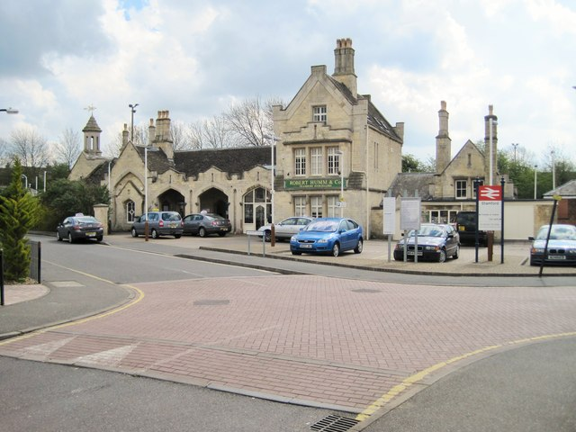 Stamford railway station, Lincolnshire