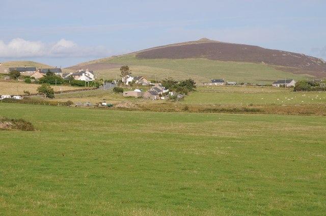 Llithfaen and Mynydd Garnguwch