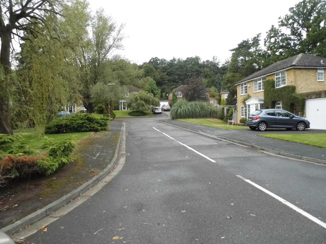 Randolph Close, Stoke D'Abernon