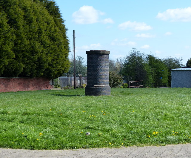 Glenfield Tunnel air shaft