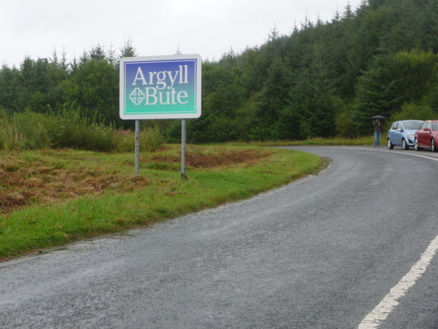 Fishnish: welcome to Argyll & Bute