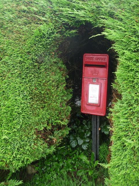 Drimnin: postbox № PA34 146