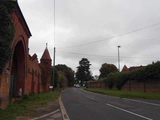 Woodlands Lane by Woodlands Park Hotel