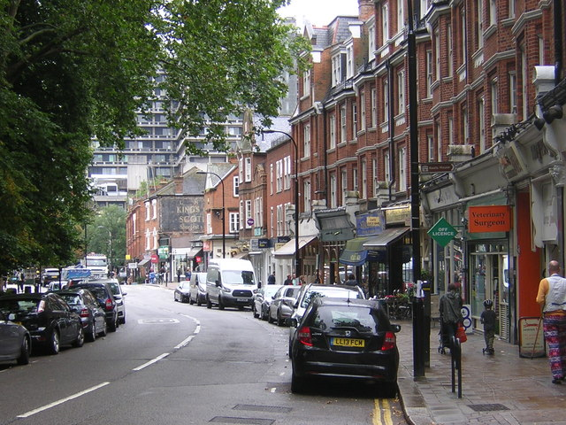 South End Road, NW3