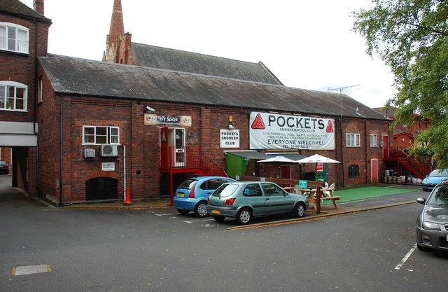 Pockets Ltd (1), 9 Church Street, Kidderminster