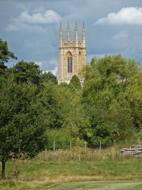 Charlecote - church