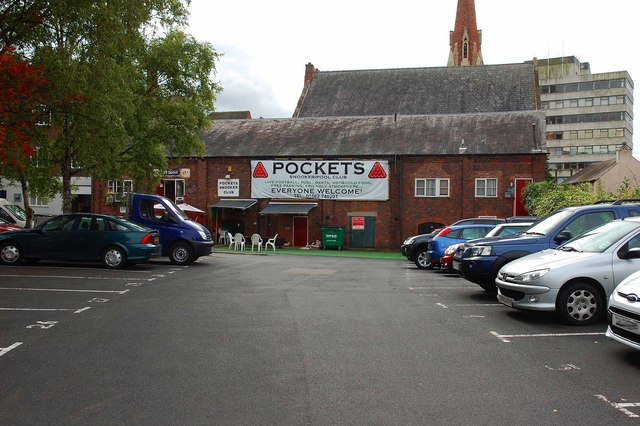 Pockets Ltd (2), 9 Church Street, Kidderminster