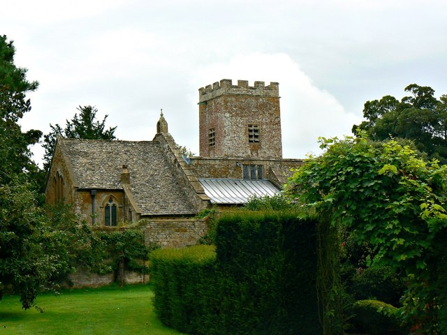 Church of St Mary, Chastleton, Oxfordshire