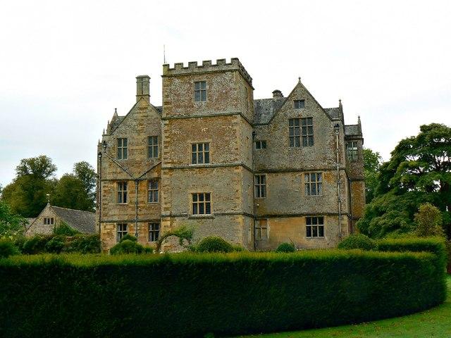 East elevation, Chastleton House, Chastleton, Oxfordshire