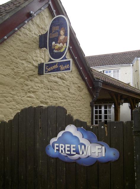 Pub wi-fi