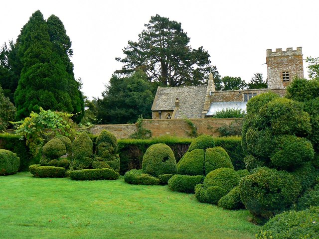 Best Garden, Chastleton House, Chastleton, Oxfordshire