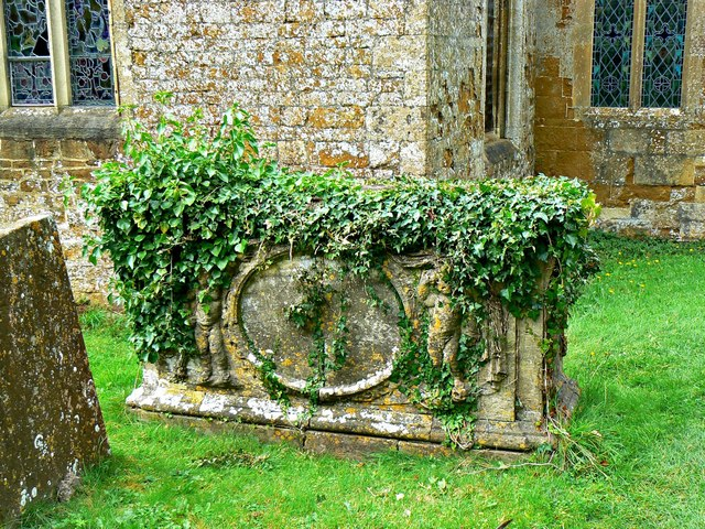 The Green Memorial (2), Church of St Mary, Chastleton, Oxfordshire