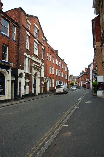 Church Street, Kidderminster