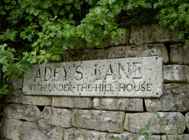 Adey's Lane