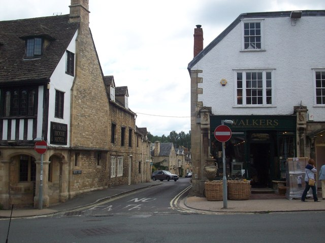 High Street, Burford