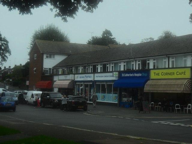 Shops in Dale Avenue, Hassocks