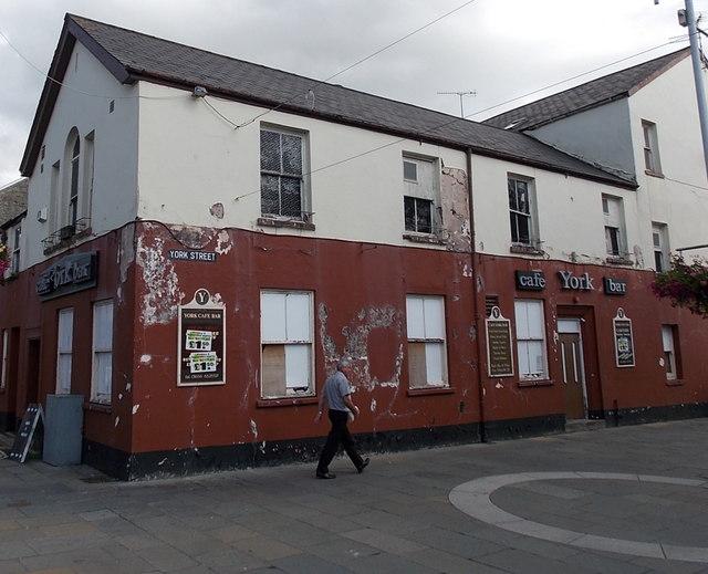 York cafe bar, Bridgend