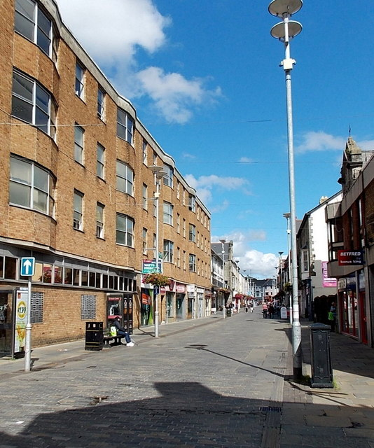 Wyndham Street, Bridgend