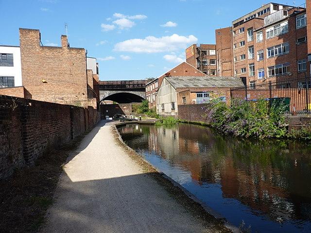 B'ham & Fazeley canal