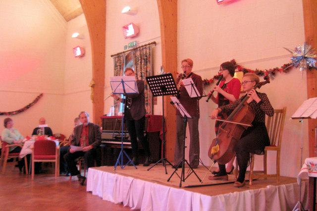 Music in the Cecilia Hall, Puttenham