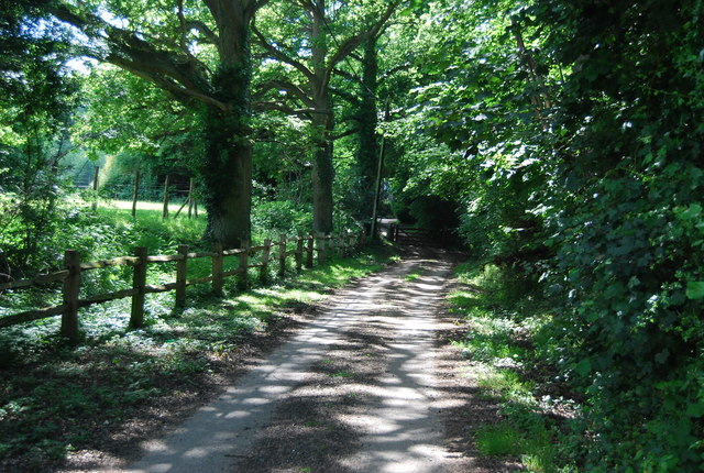 Footpath to Little Brookstreet