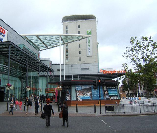 Holiday Inn Express, Hull