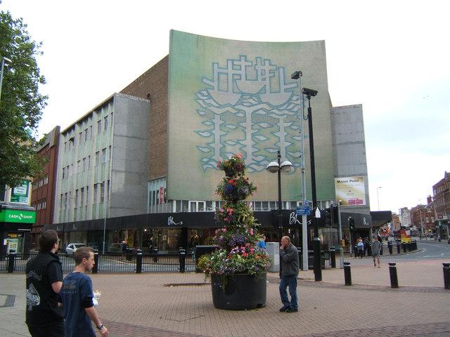 British Home Stores, Hull