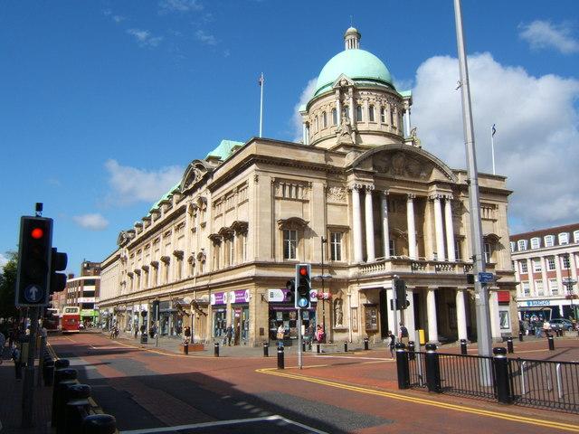 The City Hall, Hull