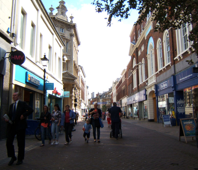 Whitefriargate, Hull