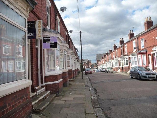 Baxter Avenue, Doncaster