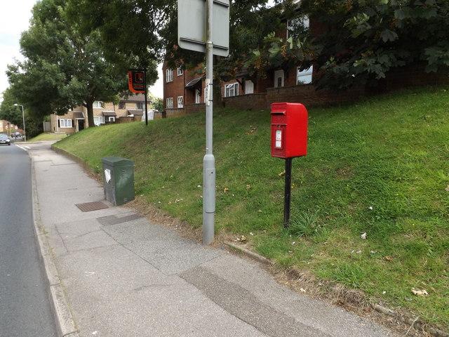 2 Sycamore Close Postbox