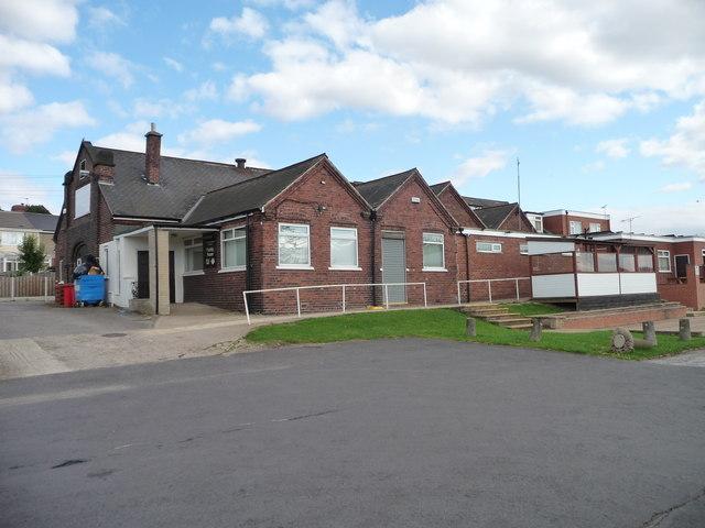 The Miners Welfare Club, Arundel Street, Treeton