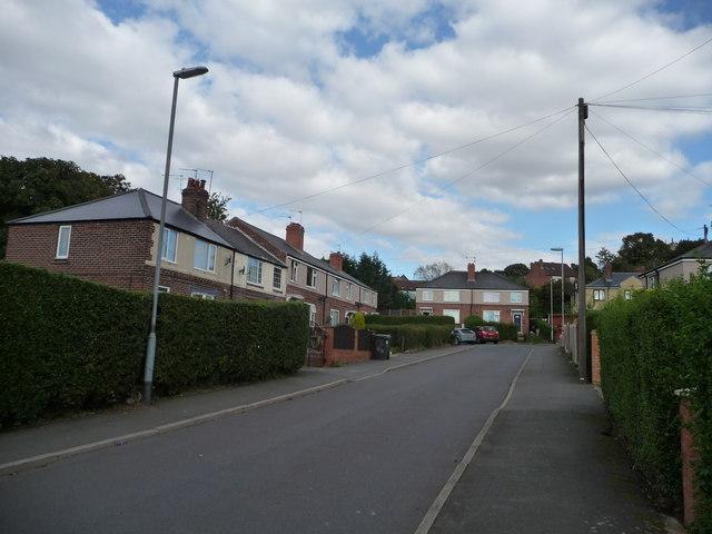 Arundel Road, Treeton