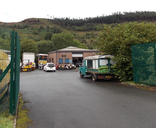 Garw Valley Motor Cycles, Blaengarw