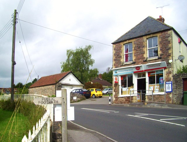 Post Office and Shop