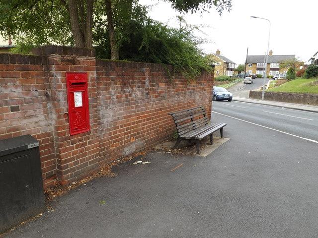 8 Belstead Road Edward VII Postbox
