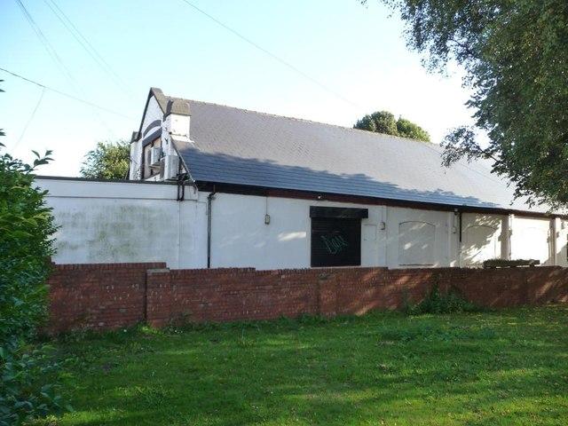 The former Drill Hall, 346 Sheffield Road, Birdwell