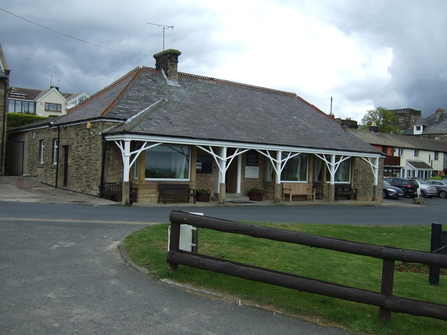 Alnmouth Village Golf Club - the Club House