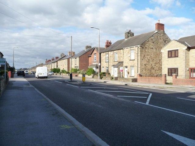 Sheffield Road [A61], Birdwell