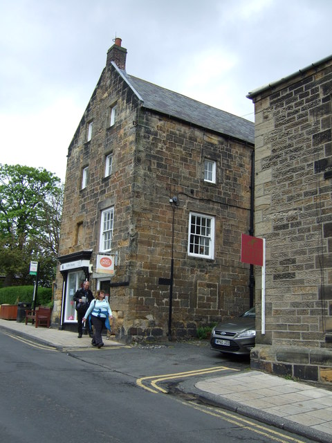 Post Office, Alnmouth