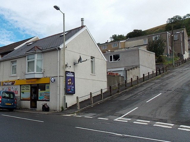 Bryn Stores in Blaengarw