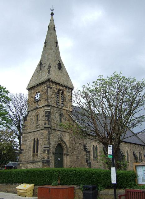 St John's Church, Alnmouth